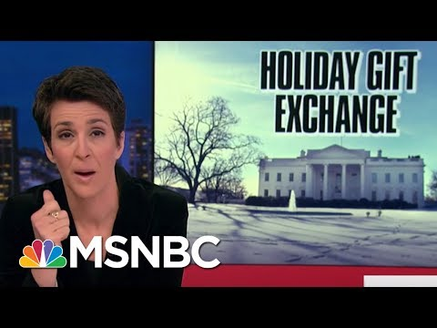 President Trump Administration Distinguished By High-Level Departures | Rachel Maddow | MSNBC