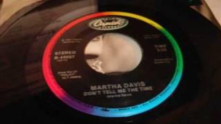 Martha Davis-Don