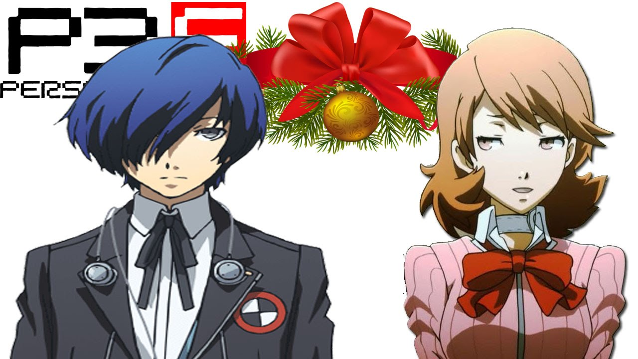 SPENDING CHRISTMAS EVE WITH YUKARI | Persona 3 FES - YouTube