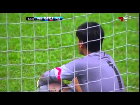 Malaysia Vs Palestine (0-6) Highlights & Goal [FIFA World Cup 2018 Qualification AFC(Asia)]