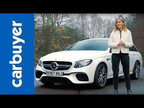 Mercedes-AMG E63 Estate review - behind the wheel of AMG's mega-estate - Nicki Shields - Carbuyer