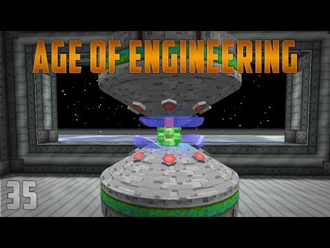 Age of Engineering EP35 Warp Core