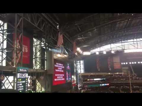Dbacks Vs Cardinals 7/3/18 Game 2