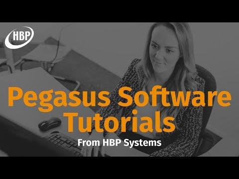 Pegasus Opera 3 - Supply Chain Management