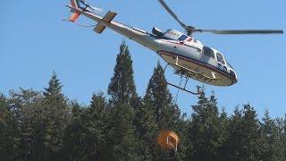 『神業』日本屈指のパイロット?ヘリコプターの操縦技術がスゴ過ぎる!! thumbnail