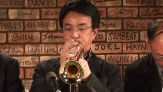 Get It On - Trumpet Battle - Tokyo - 2009 Jazz