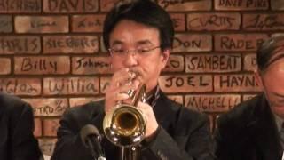 Get It On - Trumpet Battle - Tokyo - 2009 Jazz