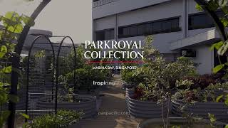 PARKROYAL COLLECTION Marina Bay, Singapore – Peppermint