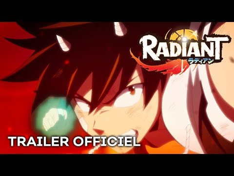 Radiant - TRAILER OFFICIEL | Crunchyroll Mp3