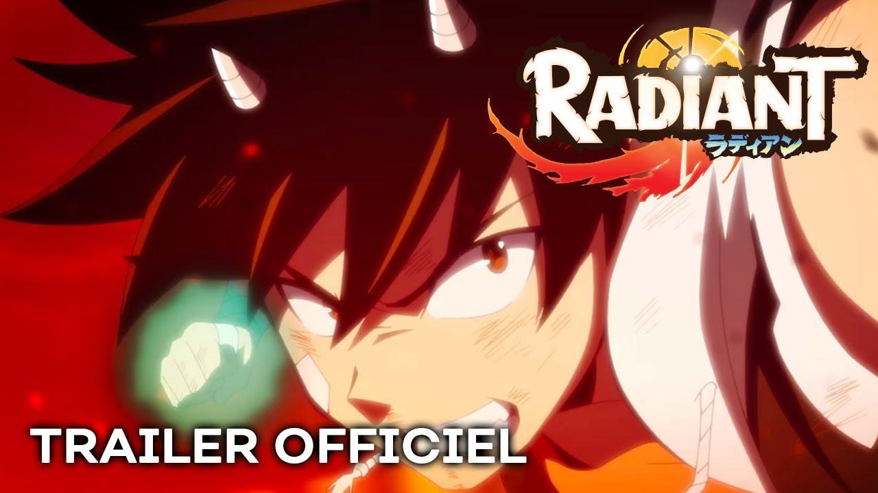 Bande annonce Radiant