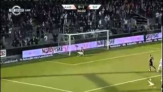 Nicklas Helenius fantastic goal vs Silkeborg IF