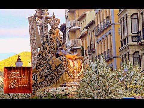 Procesión Virgen De Las Angustias Granada 2012