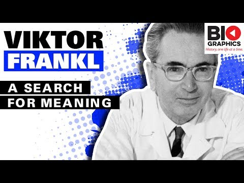 Viktor Frankl Biography: A Search for Meaning