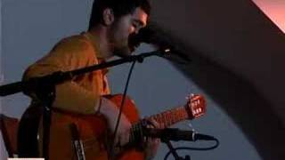 Jose Gonzalez - Deadweight on Velveteen (Live)