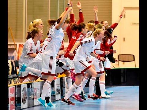 Women's U19 WFC 2016 - SVK v SUI