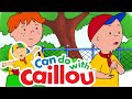 Caillou Can Stop Bullying | Cartoon for Kids