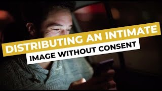 Distributing An Intimate Image Without Consent | Sydney Criminal Lawyers®