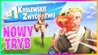 NOWY TRYB PAINTBALL! (PLAC ZABAW) w/ Nexe, Paczol, Beznickos - Fortnite Battle Royale