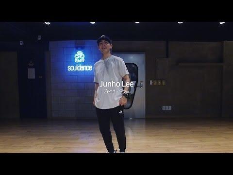 """JUNHO LEE Class """"Stay by Zedd"""""""