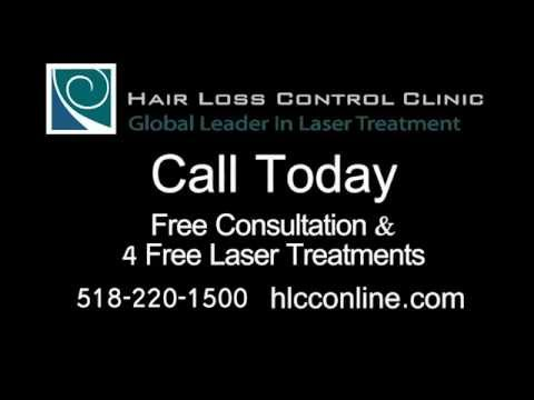 Hair Loss Control Clinic can Help You Grow Hair Naturally - FDA Approved