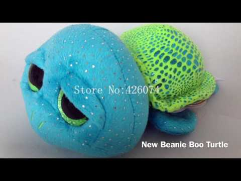 New Beanie Boo Turtle (TyNews)   Codys Beanie Boos