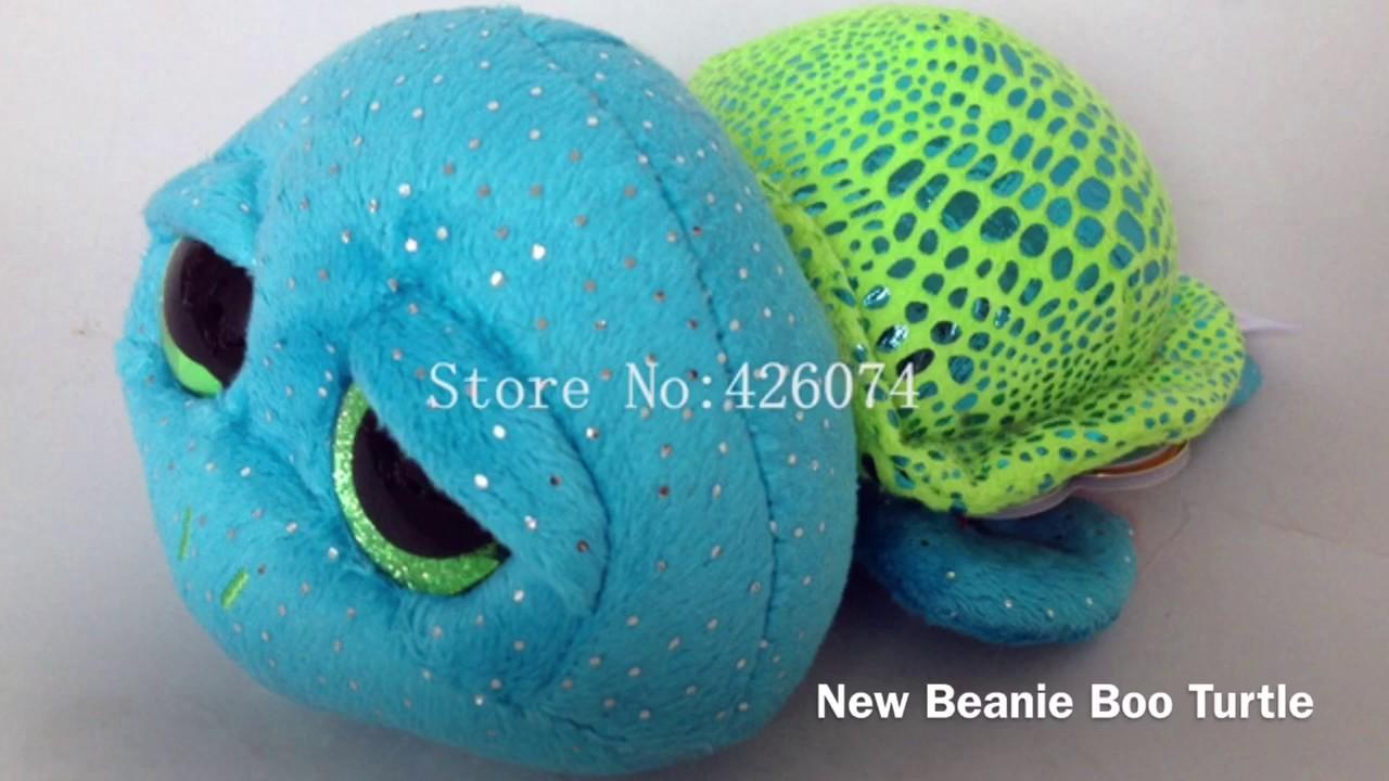 New Beanie Boo Turtle (TyNews)  0fb96ea592a