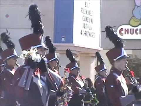 Hemet Christmas Parade West Valley High School