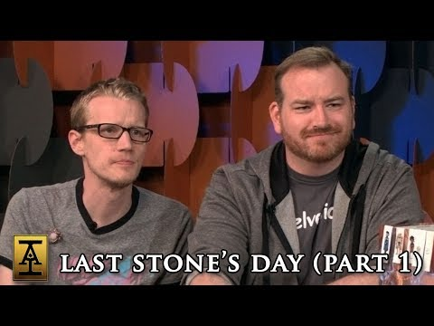 "Last Stone's Day, Part 1 - S1 E20 - Acquisitions Inc: The ""C"" Team"