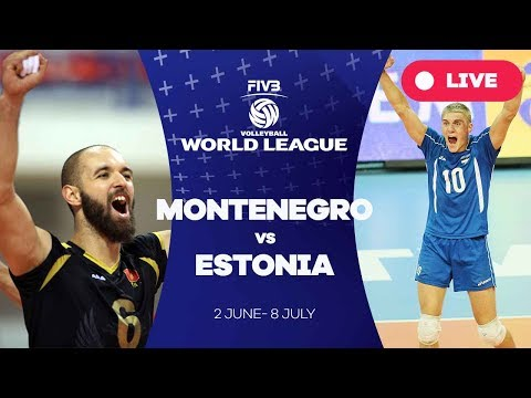 Mexico v Estonia - Group 3: 2017 FIVB Volleyball World League