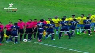 ملخص مباراة الإسماعيلي 2 - 0 الإنتاج الحربي   الجولة الـ 22 الدوري المصري