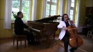 Avre Tu Puerta Serada (Ladino song) - Emil Rovner and Igor Ostrovsky