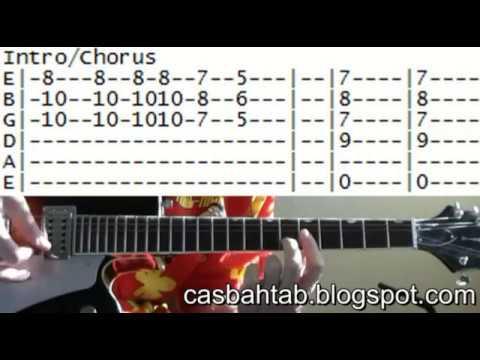 The Clash Rock the Casbah Famous Riffs Expert Guitar Instructions ...