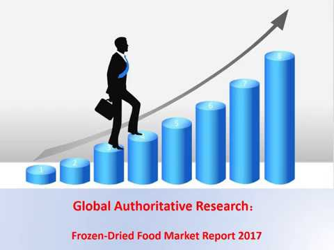 Global Authoritative Research:Frozen Dried Food Market Report 2017