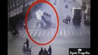 Top 10 Mysterious Events Ever Caught On Camera | Shocking Encounters