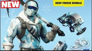 NEW FORTNITE PACK *DEEP ICE