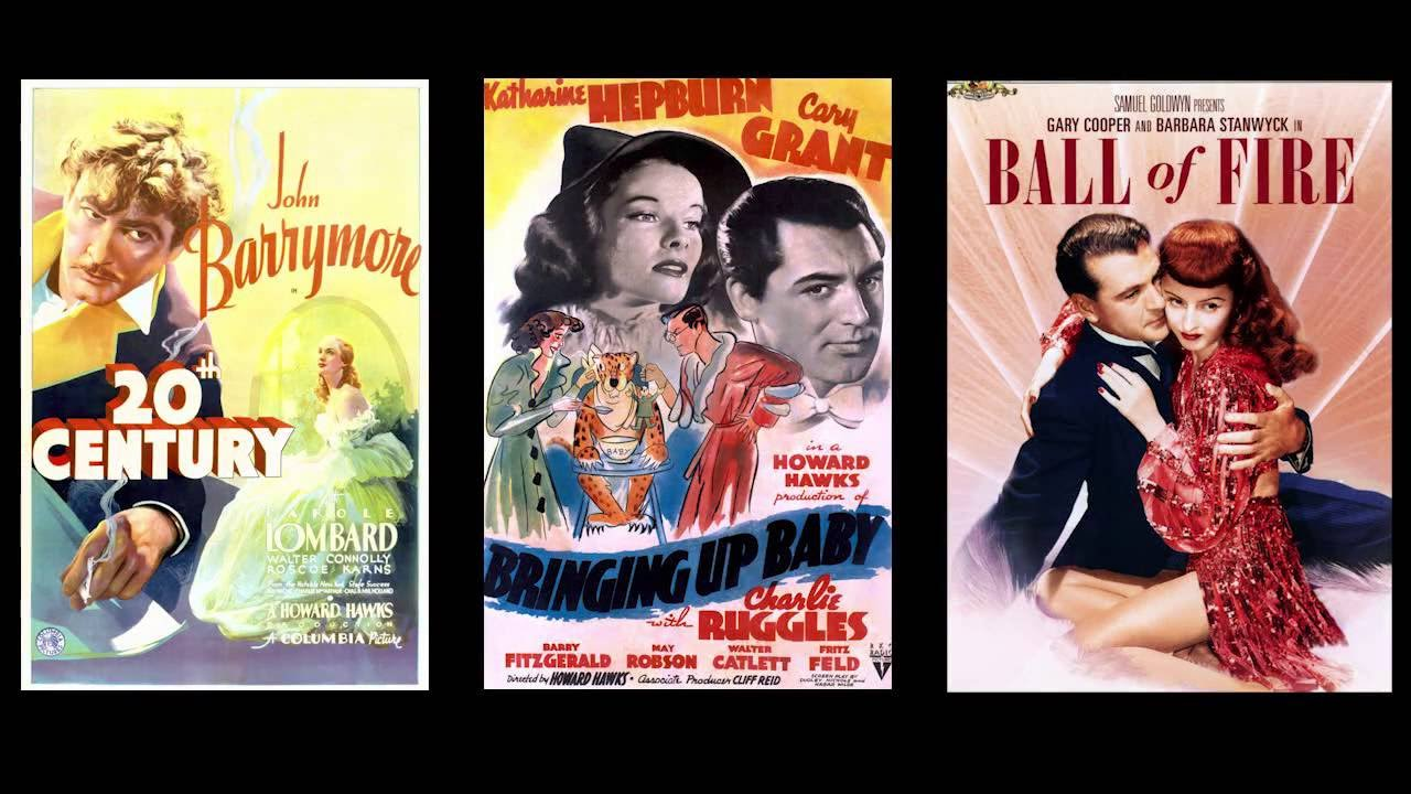 howard hawks screwball comedy video essay howard hawks screwball comedy video essay