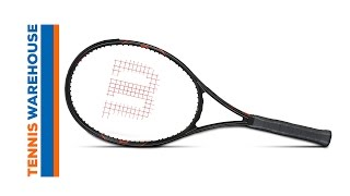 Wilson Burn FST 95 Racquet Review