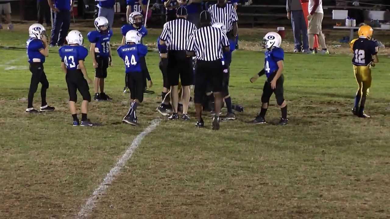 Quakertown midget football