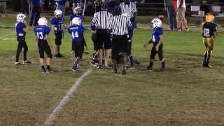 Midget quakertown team Football