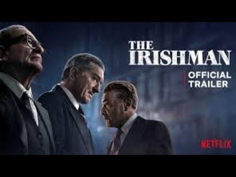 The Irishman - Official Trailer 2019