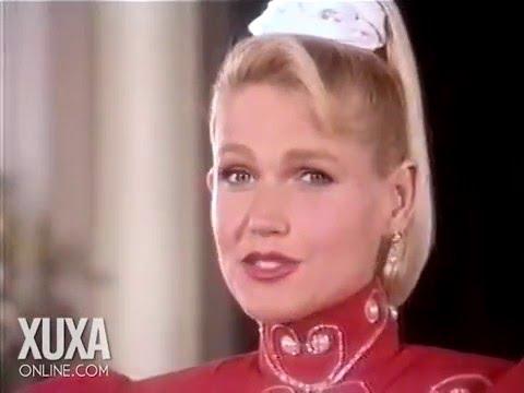 Comercial Natal Varig com Xuxa - 1992