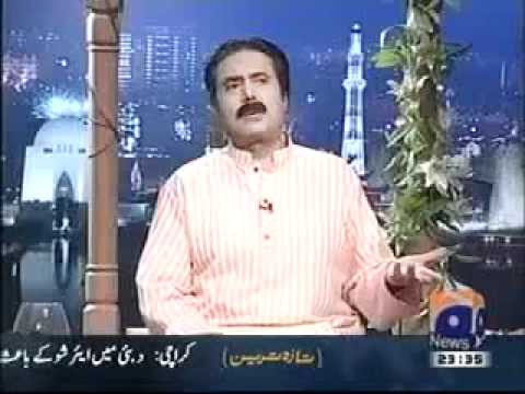 jhang history discussed in khabarnaak.flv