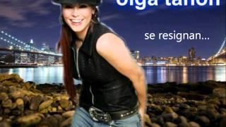 Olga Tañon-Flaca o Gordita (letra)