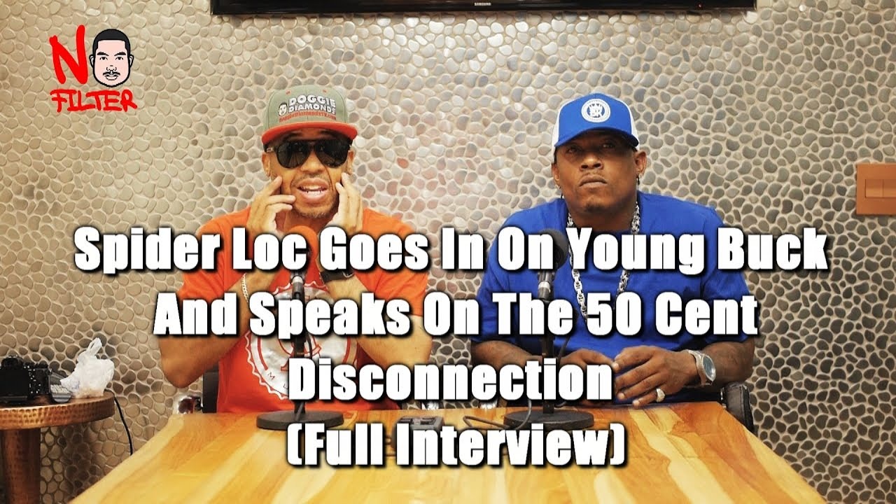 Spider Loc Exposes Young Buck And Speaks On The 50 Cent & G- Unit Break Up