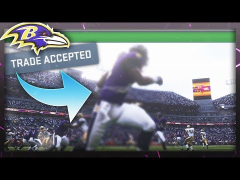 MEGA ROOKIE TRADE ACCEPTED! Madden 19 Franchise ep. 7