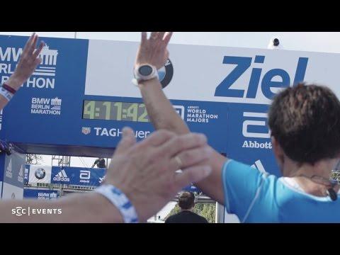 Magic Marathon Moment - du bist der BMW BERLIN-MARATHON!