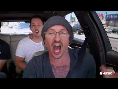 Linkin Park Hey Ya(OutKast) Carpool Karaoke