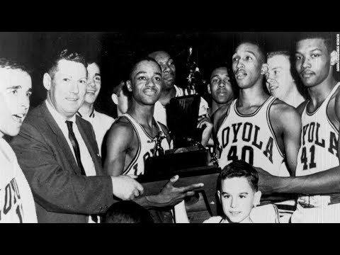 1963 NCAA National Championship Loyola Chicago vs. Cincinnati