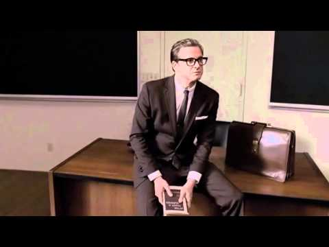 A Single Man ~ Fear Lecture (2009)