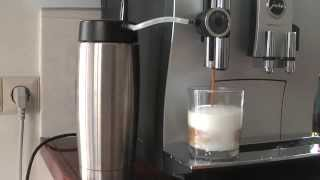 Полностью автоматическая кофемашина Jura Impressa Z7 One Touch в офисе(, 2013-11-28T14:19:50.000Z)